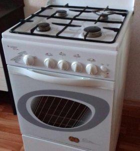 Плита газовая 4х комфортная