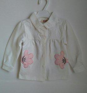 Плащ/куртка/рубашка (74-80)