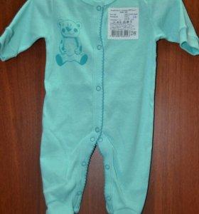 Детская одежда: комбинезон для мальчика, девочки