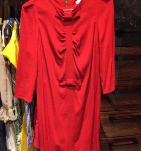 Коктейльное платье французского дизайнера