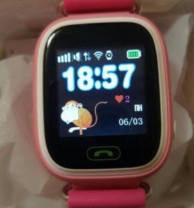 Продам умные часы Q80 торг