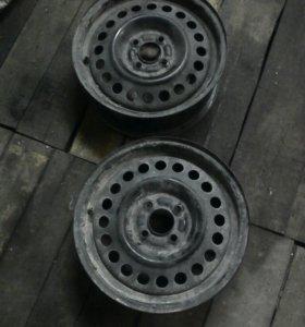 Диски штамповкаR-14