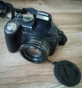 Фотоаппарат зеркальный Canon Power Shot S5is