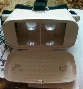 VR очки с геймпадом