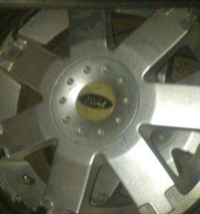 Литье на Форд(2-диска).