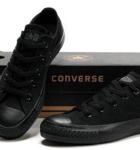 Кеды Converse черные