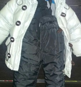 Куртка+полукомбез