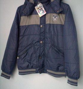 Новая (Acoola) куртка для мальчика