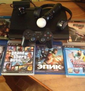 PS3 и диски