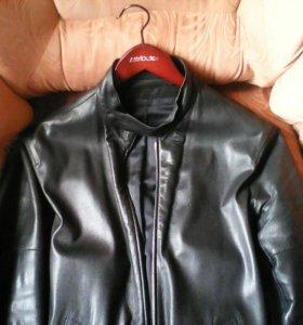 Кож.куртка
