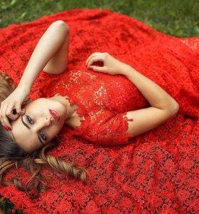 Кружевное платье 💃🏻