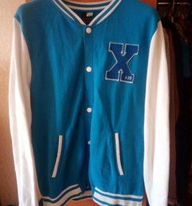 Бейсбольная куртка H&M (тонкая)