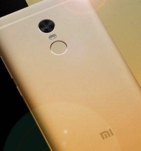 Xiaomi Redmi Note 4 32Gb (gold)