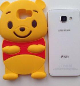 Чехол на Samsung Galaxy A3 (2016)