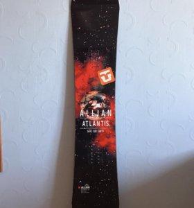 Сноуборд Allian 151