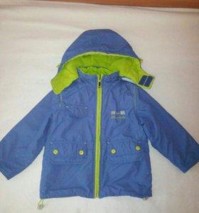 Куртка демисезонная 92-104