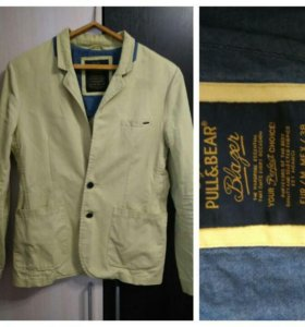 Пиджак мужской, размер M