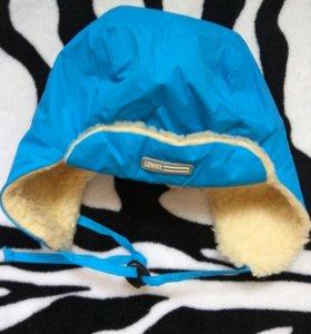 Новая шапка Lenne