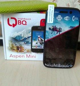 Телефон Aspen Mini BQS-3510