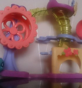 домик для игрушек.Игрушка в подарок