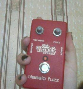 Фузз Jimi Hendrix system classic fuzz