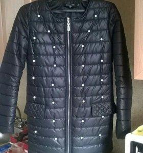 Куртка-пальто(новая)