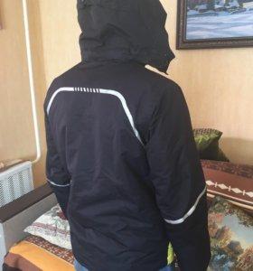 Зимняя куртка glissade для подростка