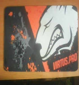 Коврики Virtus pro
