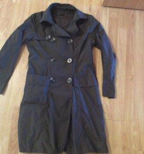 Весеннее легенькое пальто