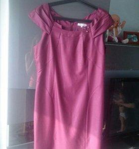 Новое платье 52р