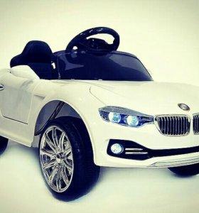 Электромобиль BMW O111OO (кожа)