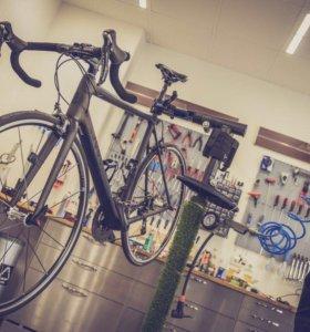 Ремонт велосипеда, Велозапчасти в наличии