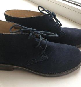 Короткие ботиночки