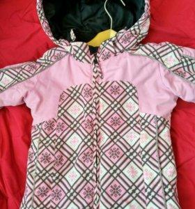 Горнолыжный куртка