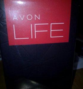 Мужская парфюмерная вода Avon Life