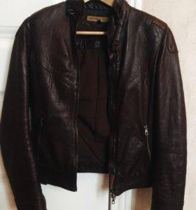 Куртка (кожанка) из натуральной кожи (Голландия)