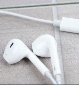 Наушники Apple iPhone 7