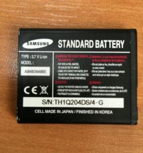 Батарея Samsung AB483640BE
