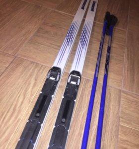 Мужские беговые лыжи