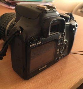 Canon EOS1000Dkit EF-S 18-55+ Canon EF 50mm f/1.2I