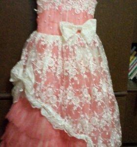 Платье на выпускной из д/с
