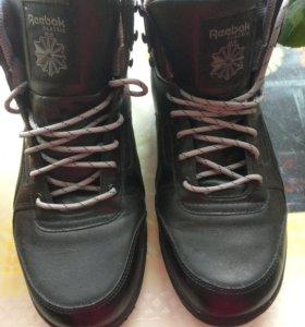 Утеплённые кроссовки Reebok classic