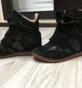 Обувь женская б/у 38 размер
