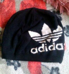 Шапка Adidas НАСТОЯЩАЯ