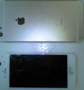 Замена дисплея экрана на iphone ipad
