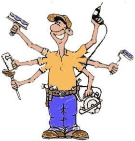Услуги по отделке и ремонту помещений