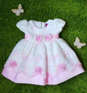 Платье на 6 месяцев
