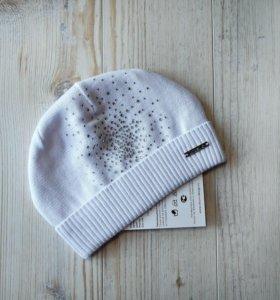 Новая детская шапка Shumi 48-50 (1-3 года)