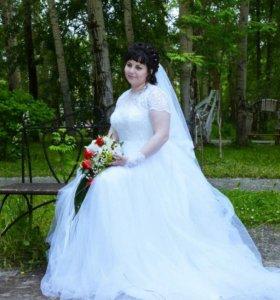 """Свадебное платье """" Императрица"""""""