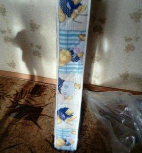 Продам новый детский матрасик